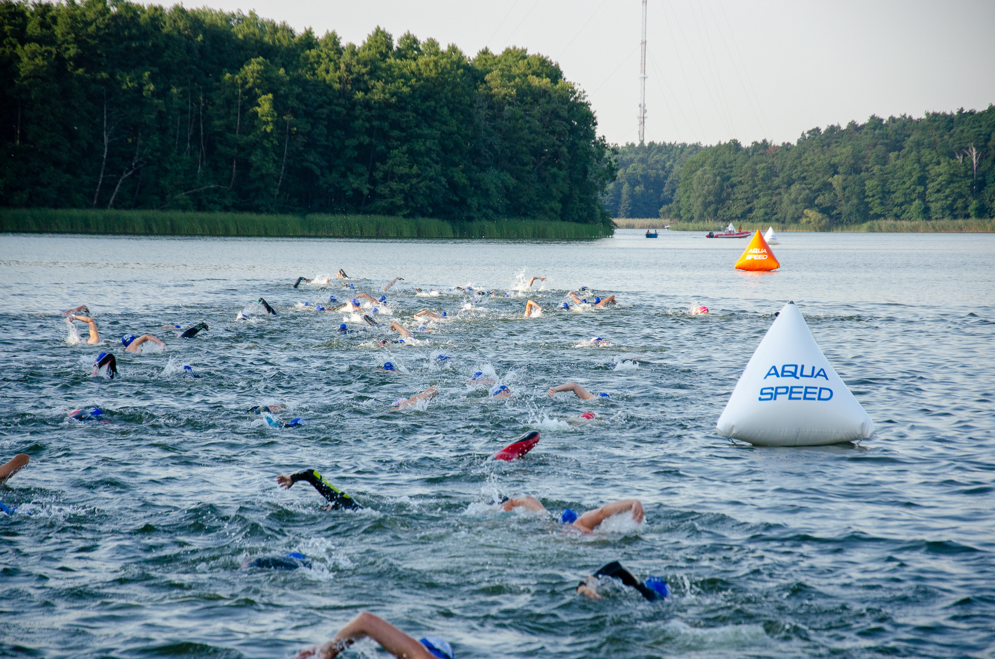 Aqua Speed Open Water Series 2021